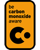 carbon monoxide aware logo